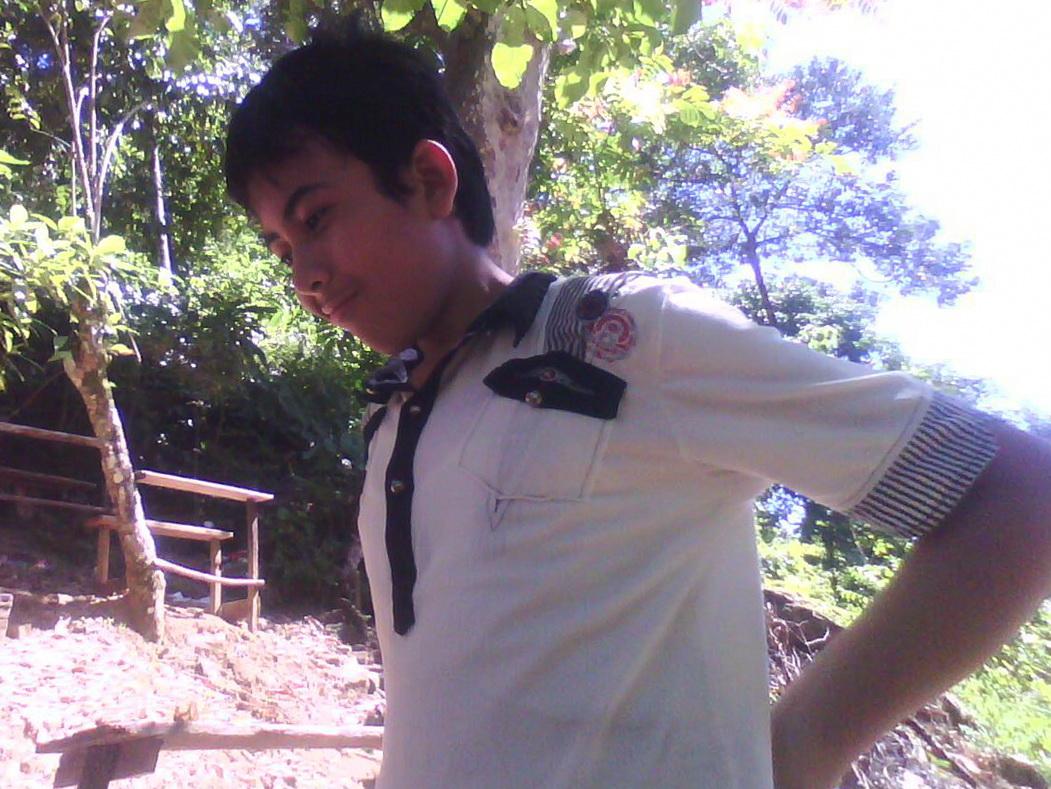 Haekal Siraj 1 dari 1000 anak indonesia berprestasi